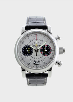 Graham Chronograph Silverstone GMT