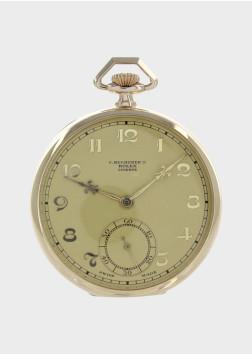 """Rolex Taschenuhr """"C. Bucherer Lucerne"""""""