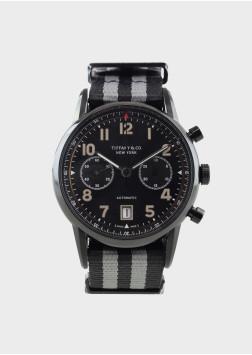 Tiffany & Co New York Chronograph