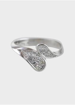 Diamant Damenring
