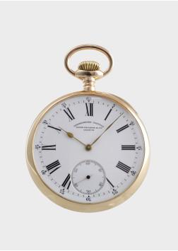 Patek Philippe Chronometer Gondolo Taschenuhr