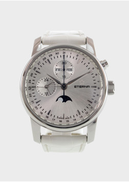 Eterna Soleure Moonphase Chronograph
