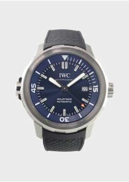 IWC Aquatimer ''Expedition Jacques-Yves Cousteau''