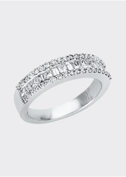 Box Selection Diamant Damenring